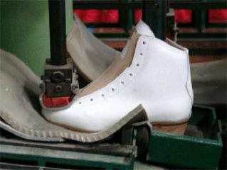 Klinskaya factory sports shoes